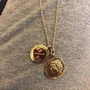 🔥URBAN OUTFITTERS COIN NECKLACE
